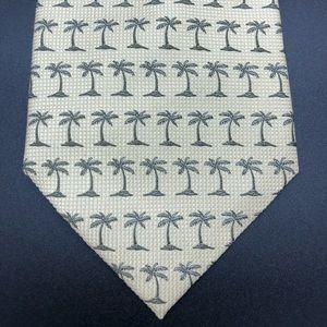 Tommy Bahama Off Island Silk Palm Tree Tie